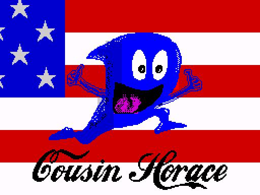 Cousin Horace